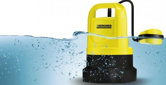 Данный тип оборудования должен быть частично или полностью погружен под воду