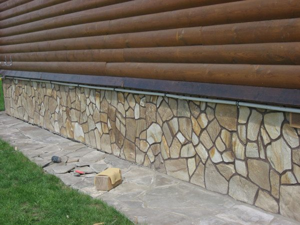 Каменная отделка