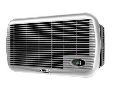 Конечно, можно «ограничиться» и более дорогостоящим способом при решении задачи, как правильно сделать вентиляцию в погребе гаража – установить систему кондиционирования