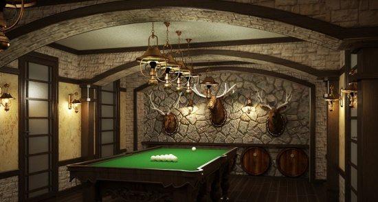 При хорошей вентиляции подвал может стать украшением вашего дома