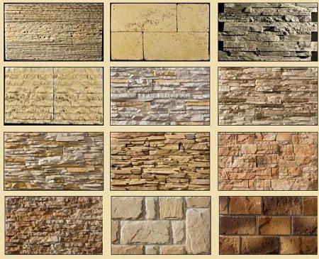 Разнообразие натурального камня