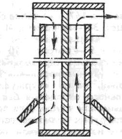 Схема деревянного воздуховода