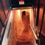 Вход в подвал частного дома