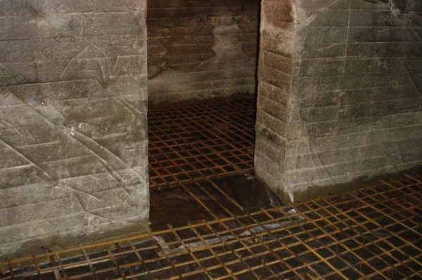 Армированная сетка для цементной стяжки
