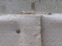 Бетонитоваые маты с глиной.