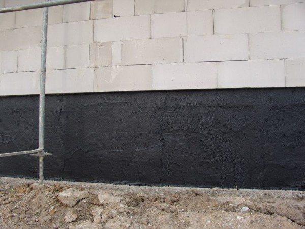 Битумно-полимерное покрытие