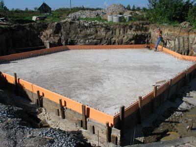 Для высыхания и набора бетоном высоких свойств прочности необходимо как минимум 3 недели
