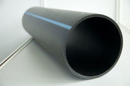 Фото пластиковой трубы