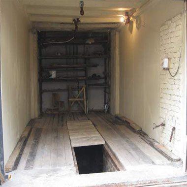 Обустройство гаража своими руками фото в подвале