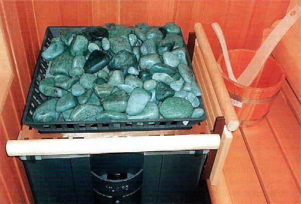 Камни для парилки