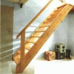 Лестница в подвал своими руками