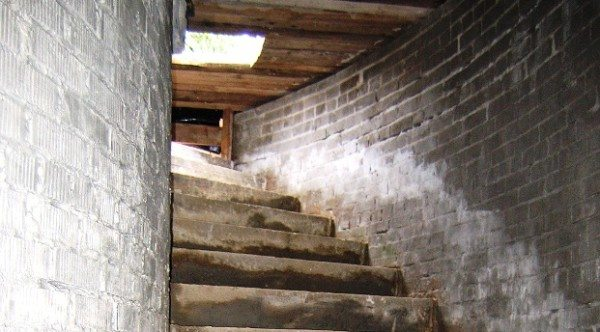 Лестница в подпол