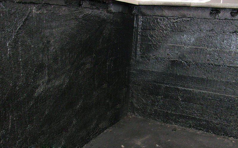 Гидроизоляция погреба снаружи и изнутри: ямы в гараже, как сделать ...
