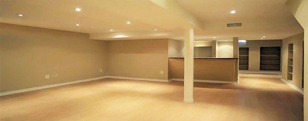 Подвал – это дополнительные помещения