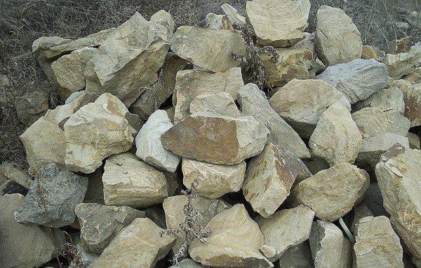 Природное сырье для строительства