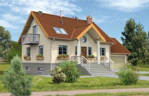 Цокольный этаж для жилого дома