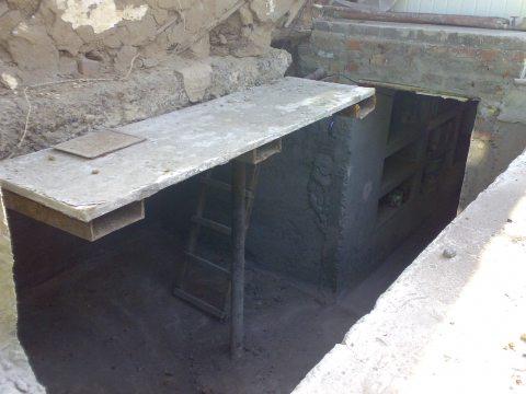 Цокольный этаж: этап строительства. Полезное пространство никому не повредит.