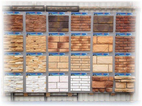 Варианты подобной плитки, выполненные в качестве имитации других строительных материалов