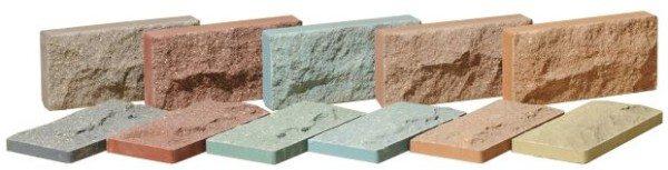 Виды облицовочного камня