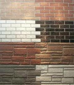Виды цокольных панелей: фото