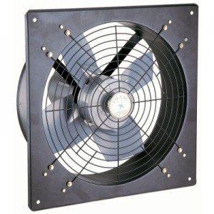 Вытяжные вентиляторы необходимо ставить в двух трубах.